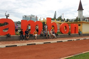 Ambon City Tour