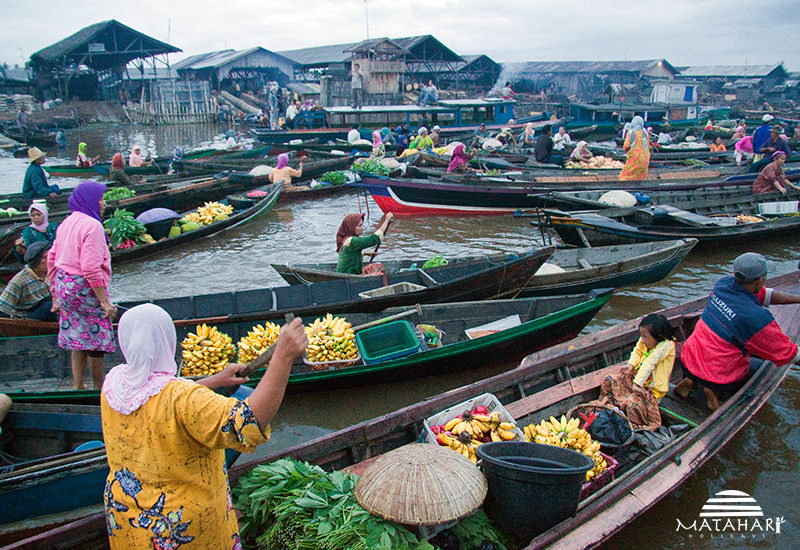 Banjarmasin city tour – Matahari Travels