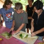 Cooking Class in Tangkoko National Park