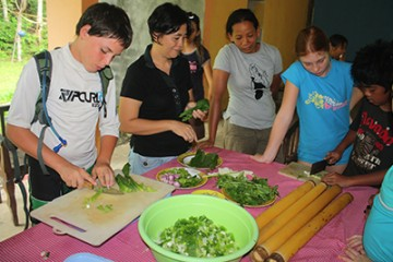 Cooking Class in Tangkoko National Park