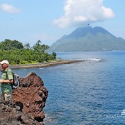 Island of the Moluccas