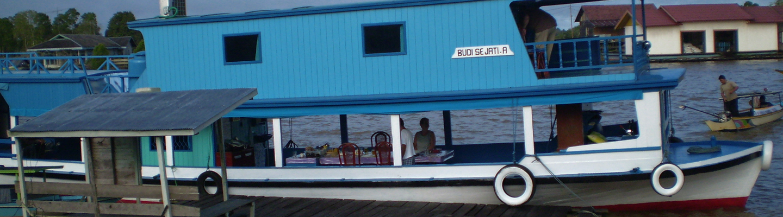 Mahakam River Cruise Adventure